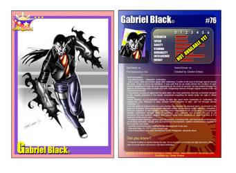 SANLAHI: GABRIEL BLACK