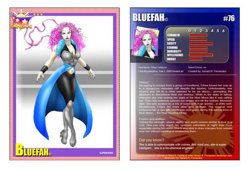 SANLAHI: BLUEFAH