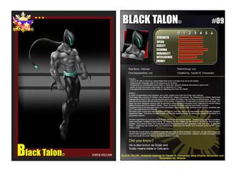 SANLAHI VILLAIN: BLACK TALON