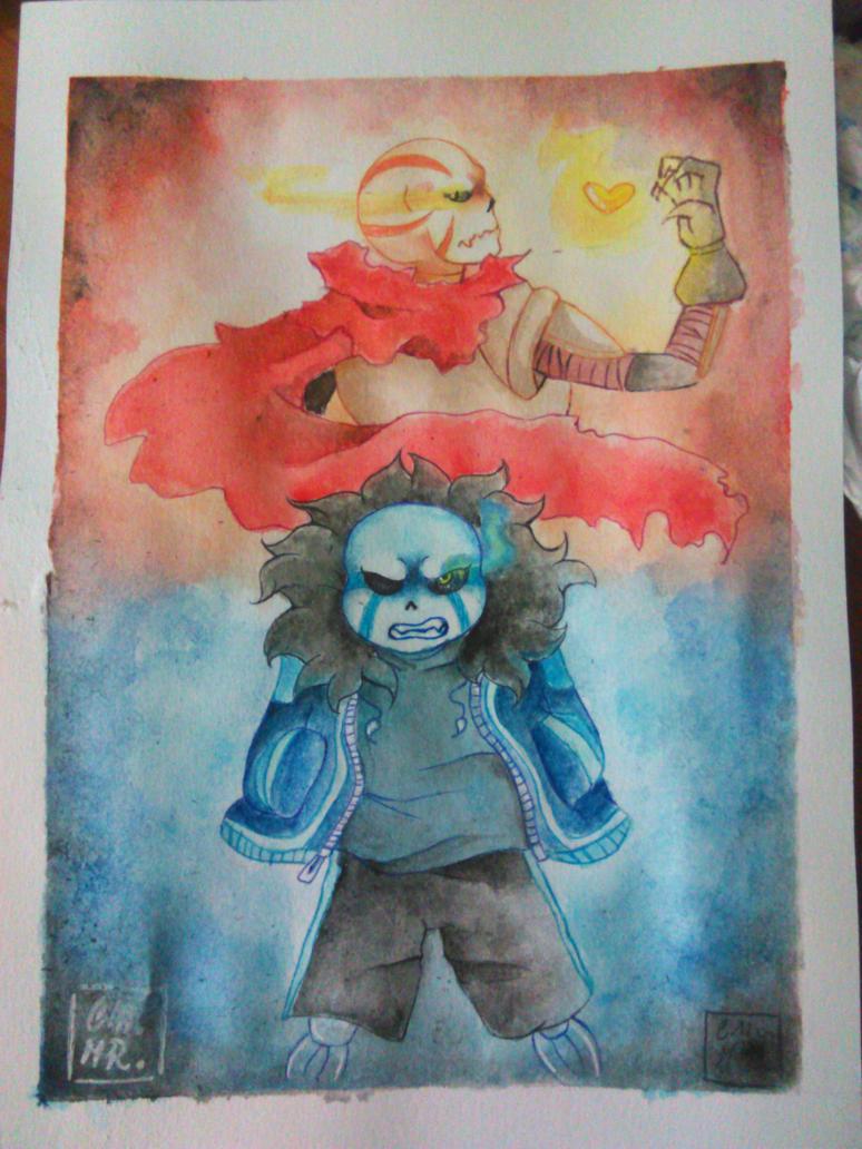 GZtale fan art by cinziayuna