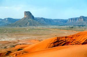 desert in saudi arabia V2 by Wolfzorrito