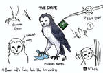 THE SHAPE [DBD Animal AU]