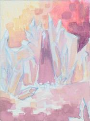 Crystal Falls by ArtistaRachel