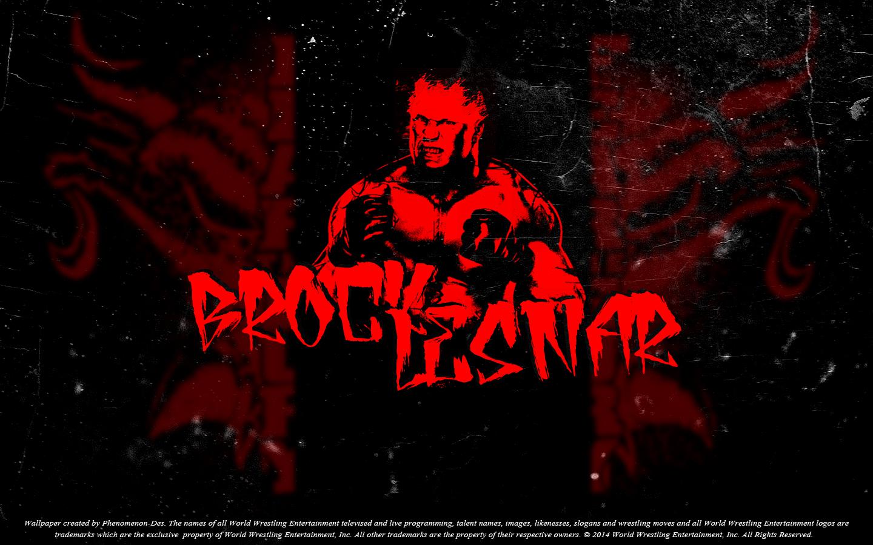 WWE Brock Lesnar Wallpaper By Phenomenon Des