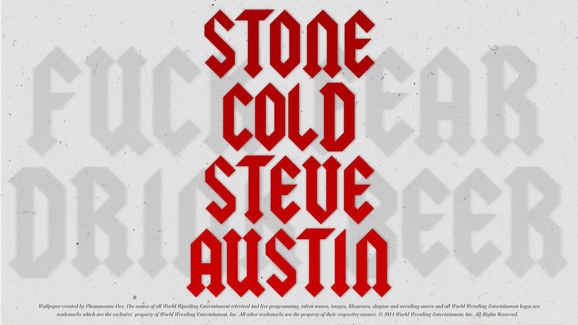 Wwe Stone Cold Steve Austin Wallpaper By Phenomenon Des On Deviantart