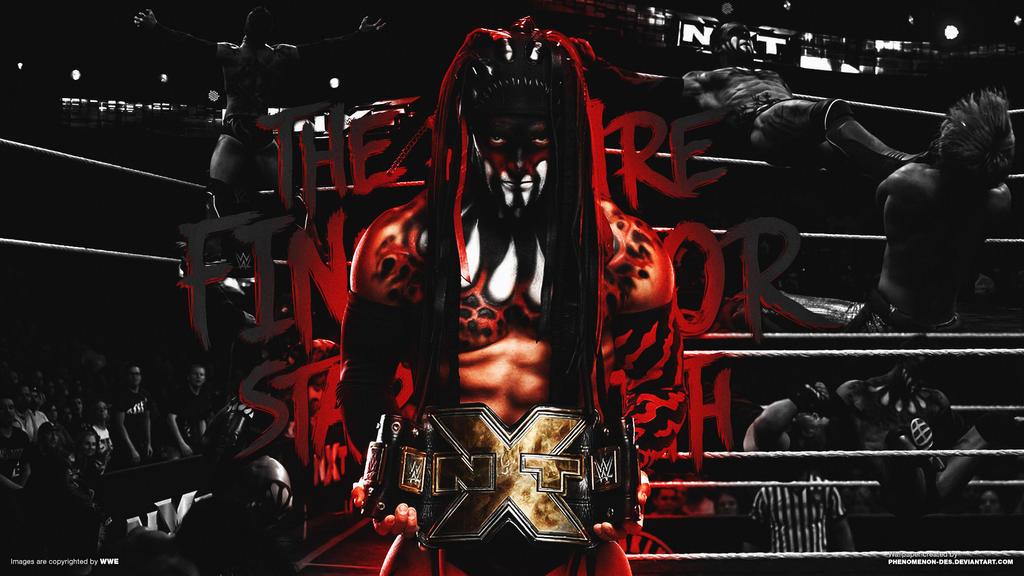WWE NXT Finn Balor Wallpaper By Phenomenon Des