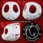 Kemono Basic Toothy Head Base by FuzzButtFursuits
