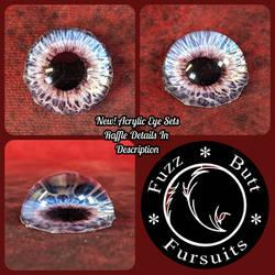 Acrylic Eye Sets