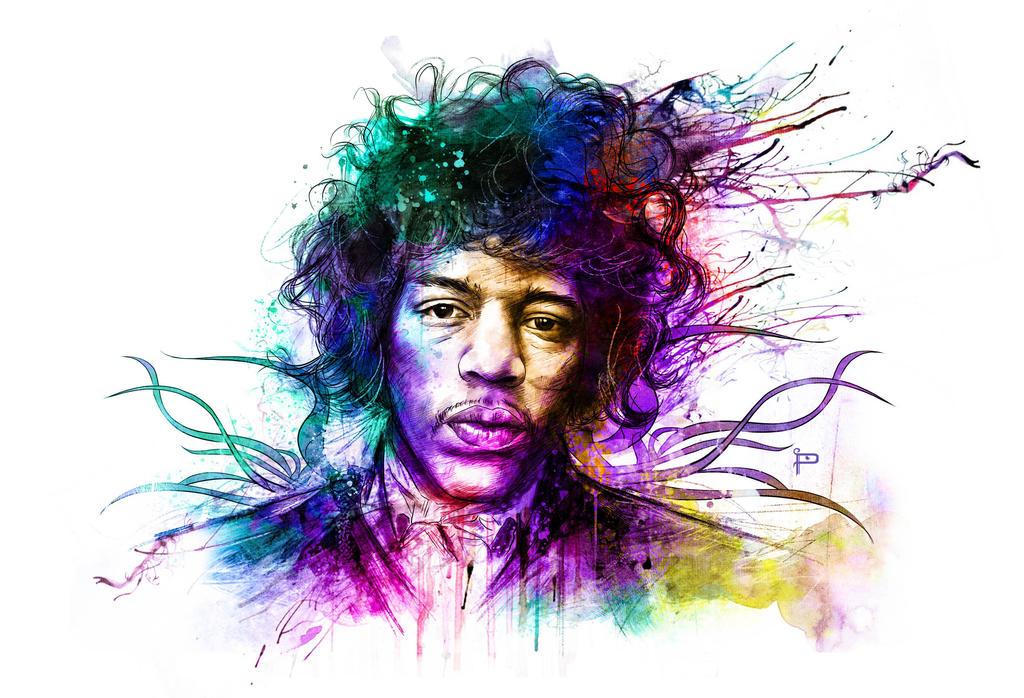 Purple Haze (A Jimmy Hendrix tribute) by Prestegui on ...