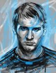 My Lio Messi portrait