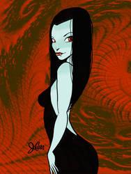 Vampiretta by jerrycarr