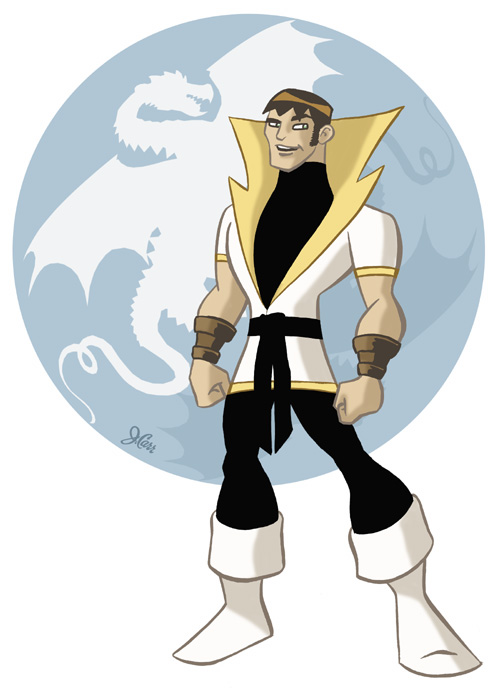 Karate Kid by jerrycarr