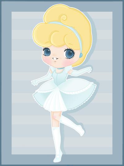 Disney Lolita - Cinderella by mollay
