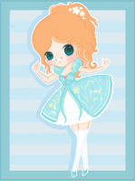 Disney Lolita - Giselle by mollay