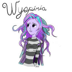 Wyspyria (OC) (Spelled wrong in picture.)