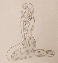 Sarifina/Diana Naga Also (OC)