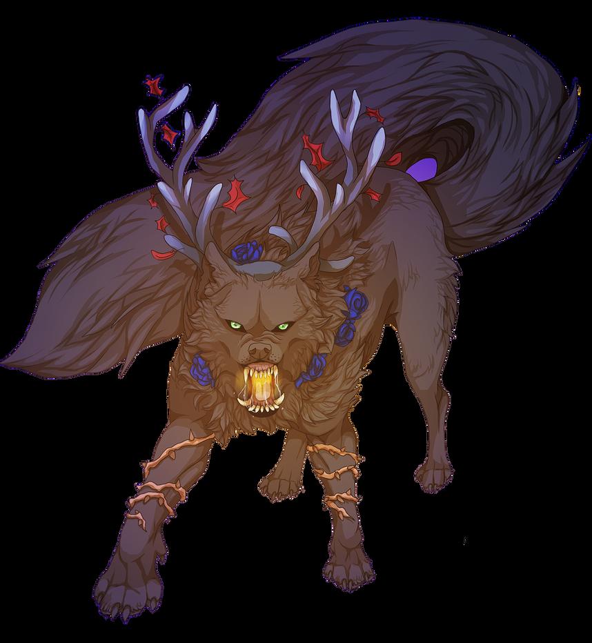 PC: Dark Forest Guardian by Aviaku