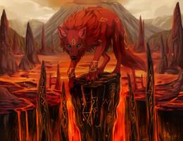 .:Fire Soul:. by Aviaku