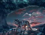 C.:Until Dawn I Wander:. by Aviaku