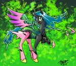 Queen Chrysalis: Shedding My Disguise