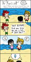 KH: The Sea's Salt