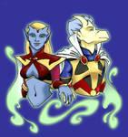 MGC Mascots