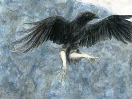 Dream raven by Reymonkey