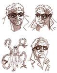 Doc Ock sketches