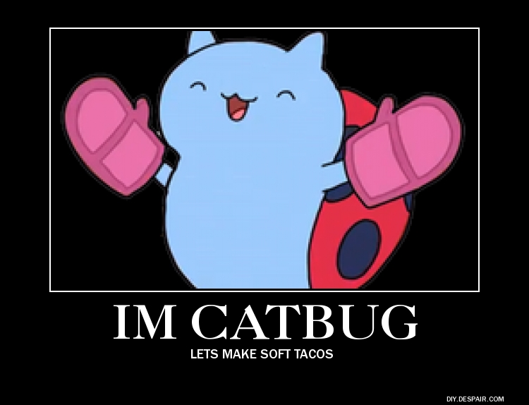 catbug by megamakachop