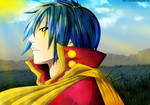 fairy tail 209 : zeref by marcolorde