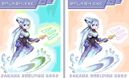 SplashEXE Comparison by Kagemusha-Oulmn