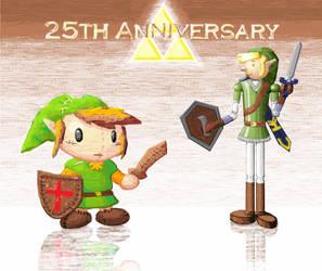 Zelda Twenty Fifth