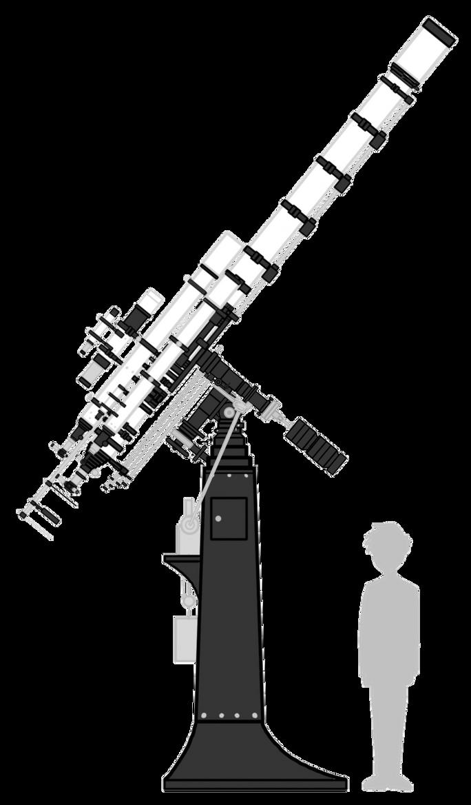 My Dream Astronomical Telescope by roanalcorano