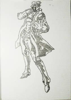 Jotaro Kujo (typography)