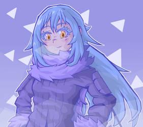 Winter Gal