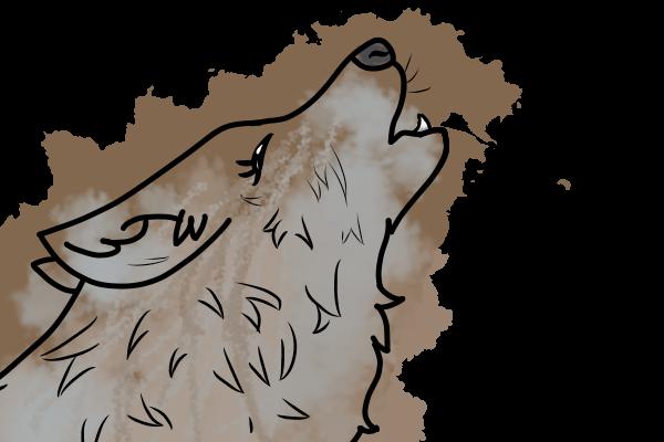 Wolfu Howl by Chloe-Doge-Gaming
