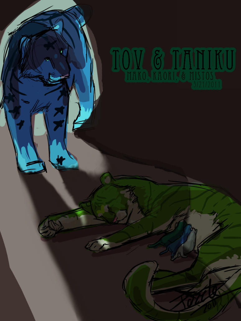 Family Portrait  Tov  Taniku by fazzle