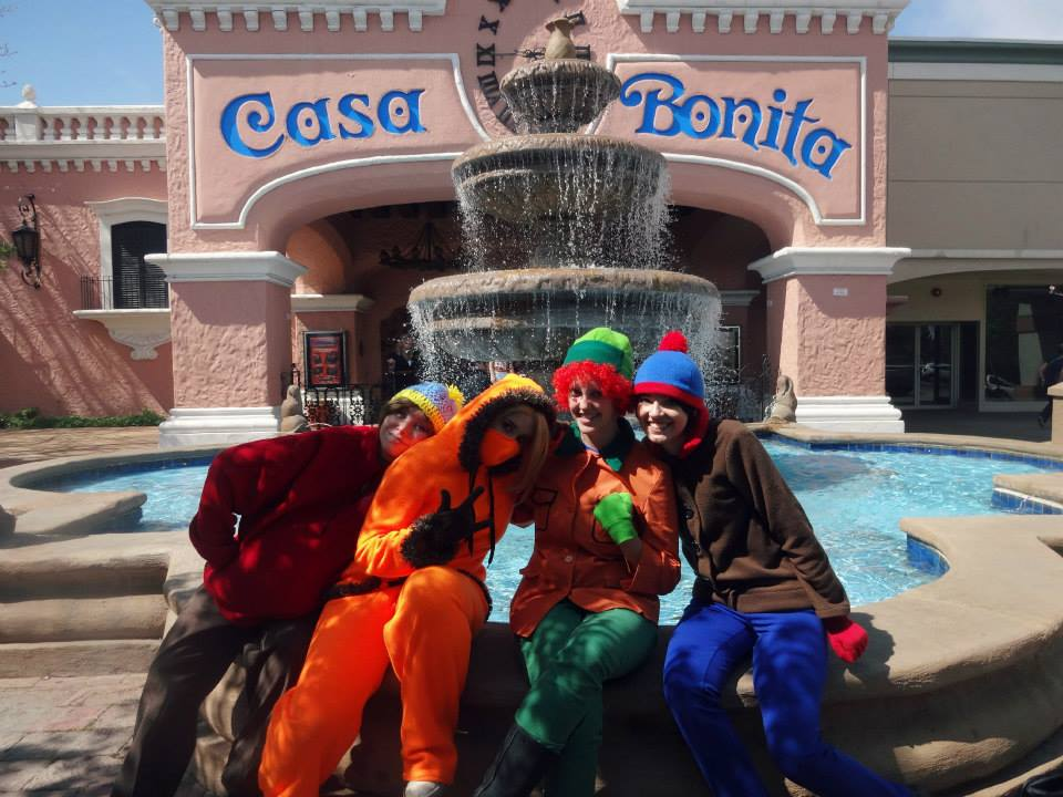 South Park: Casa Bonita. by emberfanatic77 on DeviantArt