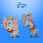 Dumbo On Ice