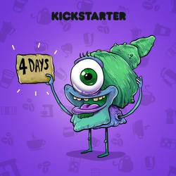 Caffeine Junkies Kickstarter
