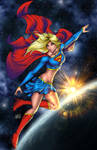 The Supergirl of Earth