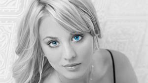Kaley Cuoco Blue Eyes