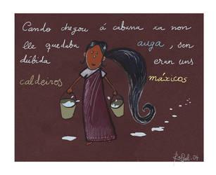 Cubos magicos----magic buckets by Raquelinha