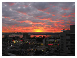 Goodnight Vancouver by lancaster
