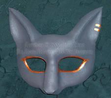 Jackal Mask by cwicseolfor