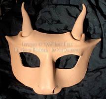 Goat, Goblin, or Gargoyle Mask by cwicseolfor