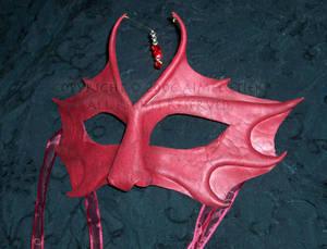 Lady Dragon Mask