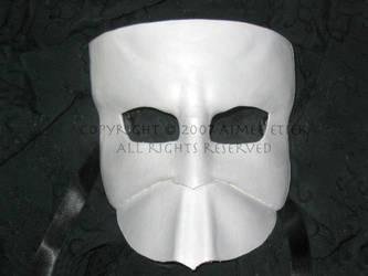 Bauta Mask by cwicseolfor