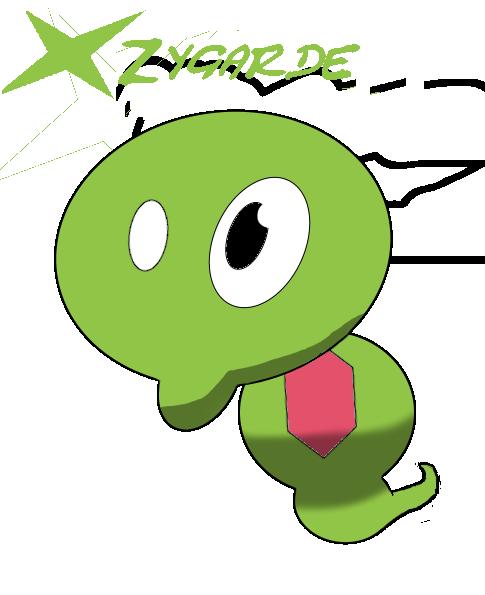 Squishy Pokemon X And Y : Zygarde Nucleo (Zygarde Core) by BaiucaYT on DeviantArt