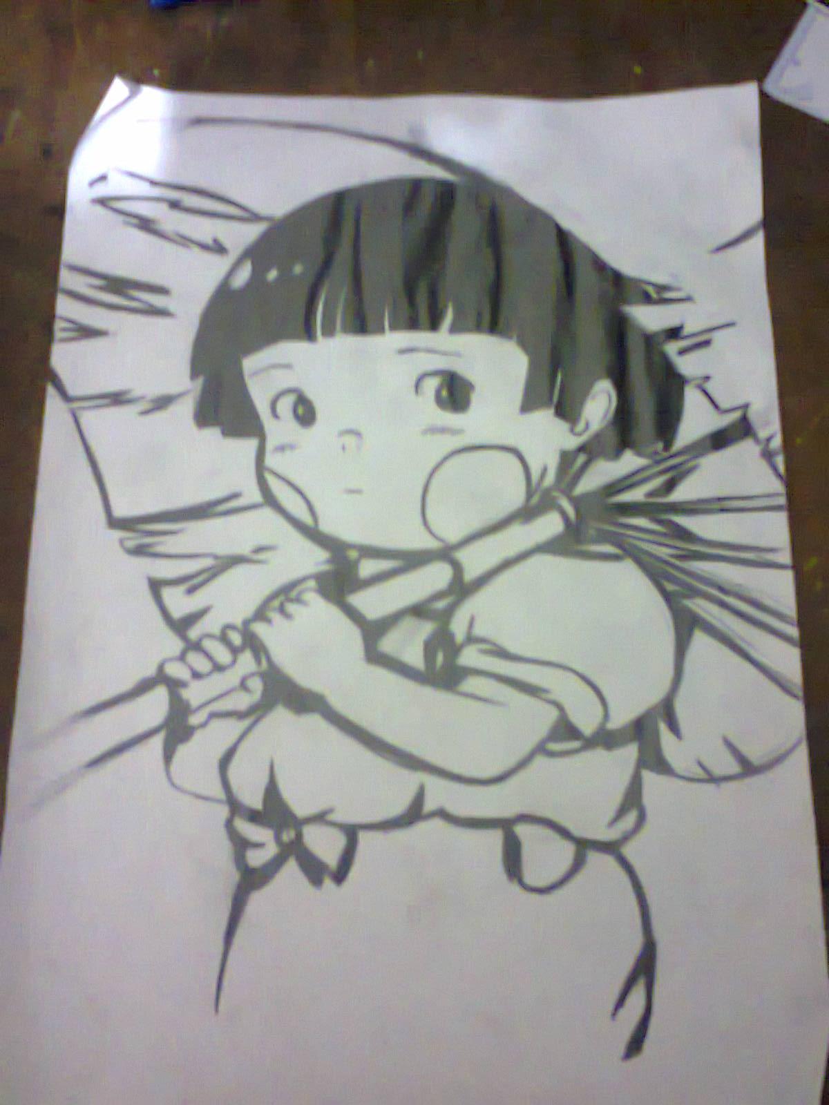 Yokokawa Setsuko by Lady-Platypus